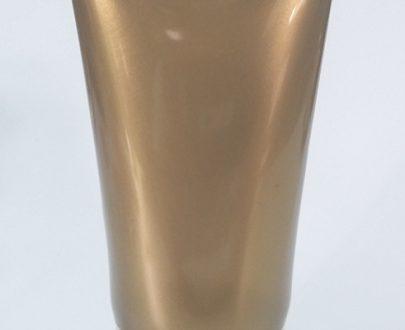 ขายหลอดครีม หลอดเจล หลอดโฟมล้างหน้า fr0034-50ml gold......