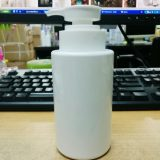 ขวดพลาสติก pet KE-300ml ขาว #24 +หัวปั้ม yb สีขาว